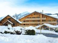 Ferienanlage - Ferienanlage mit Pool R�sidence Le Grand Ermitage in Chatel (max. 6 Personen)