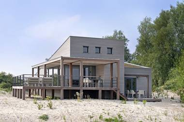Punt-West Hotel & Beachresort 1 - Villa in Ouddorp (4 Personen)