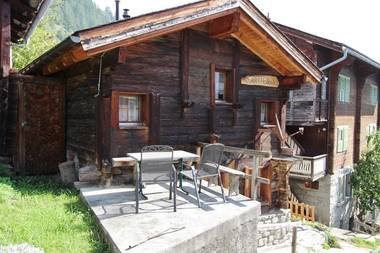 Holleri - Chalet in Betten (4 Personen)