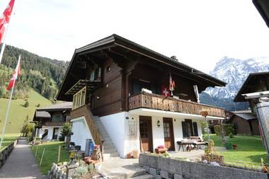 Salvisberg - Appartement in Lenk (6 Personen)